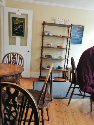 Tearoom in Rye