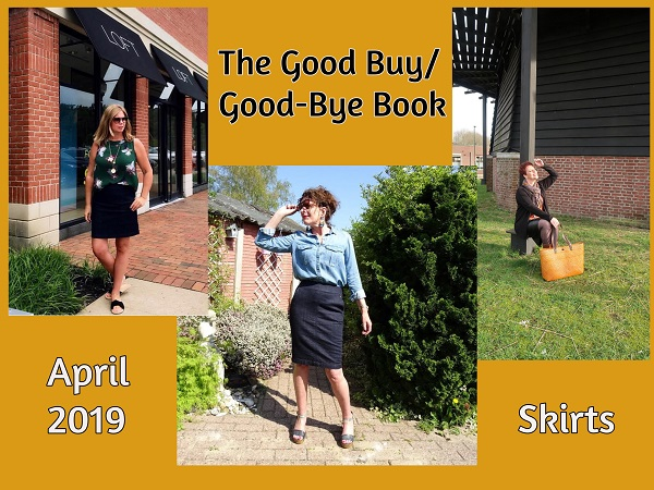 the good buy good bye book: skirts