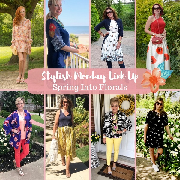 Srtylish Monday Spring Into Floral