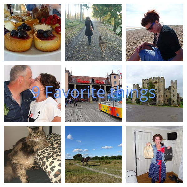 9 Favorite things & Fancy Friday linkup