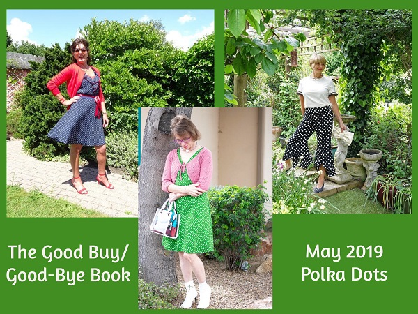 The Good Buy/Good-Bye Book: Polka Dots
