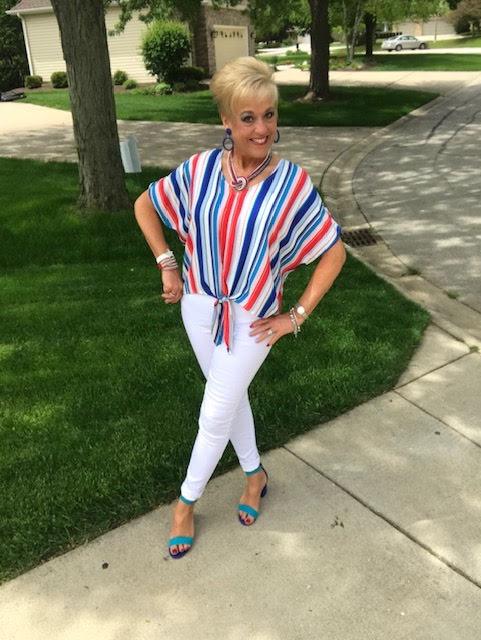 summer whites, white jeans