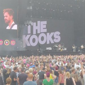 The Kooks on Pinkpop Sunday 2019