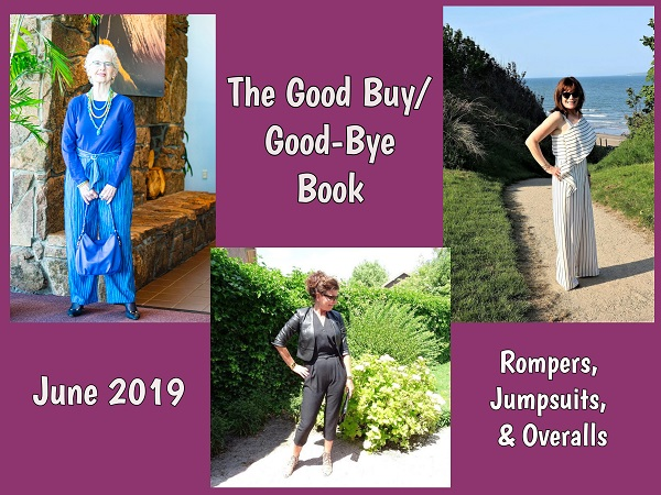 Jumpsuits! The Good Buy/Good-Bye Book