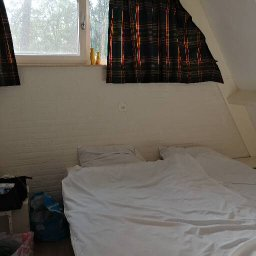 impression of the inside of the dated holiday houses