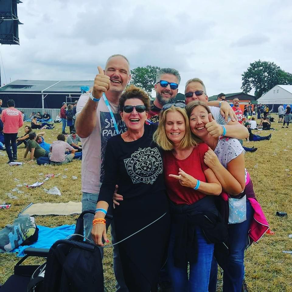 Music festival weekend Bospop!