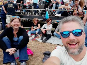 impression of our music festival weekend