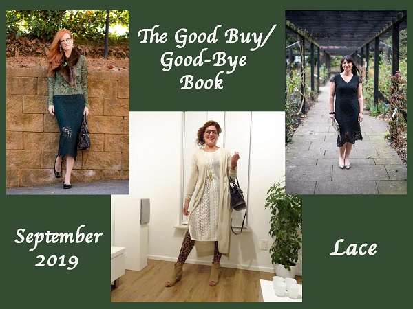 Lace! The Good Buy/Good-Bye Book