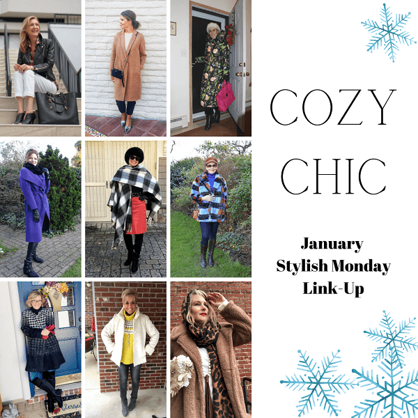 Cozy Chic challenge collage