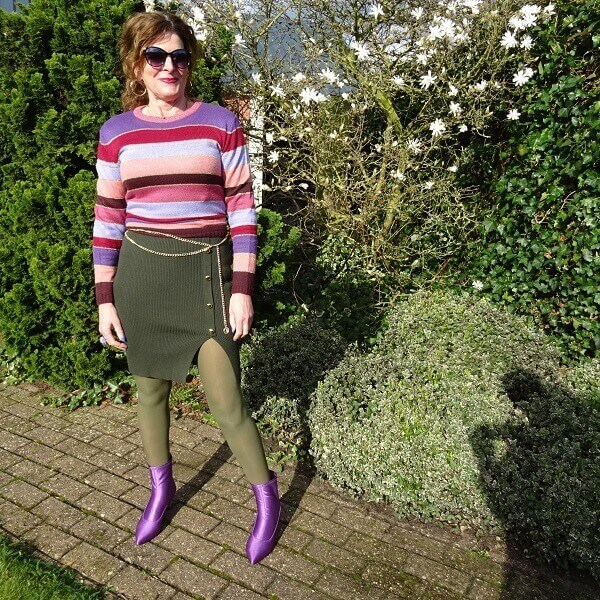 outfit without thinking fancy Friday linkup