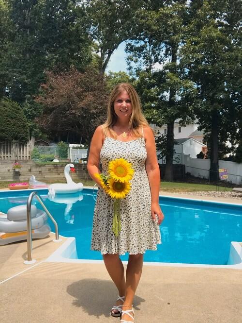 sunflowers sizzlin summer