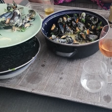 mussels Irish way