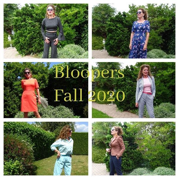 Bloopers Autumn 2020