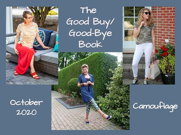 collage The Good Buy/Good-Bye Book