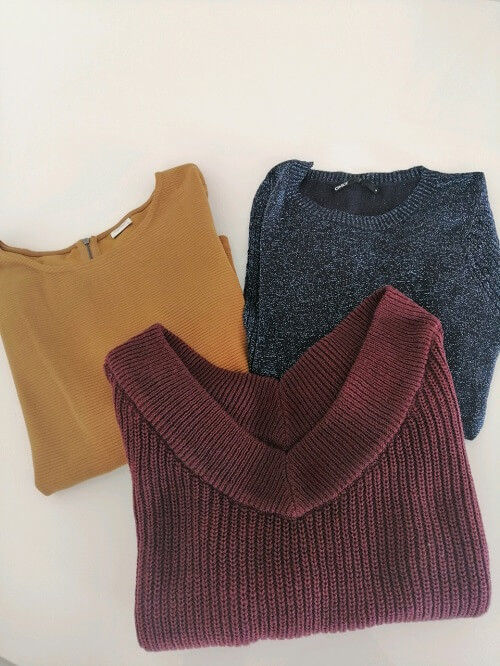 new sweaters