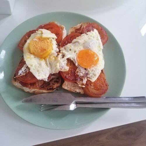breakfast on Sunday
