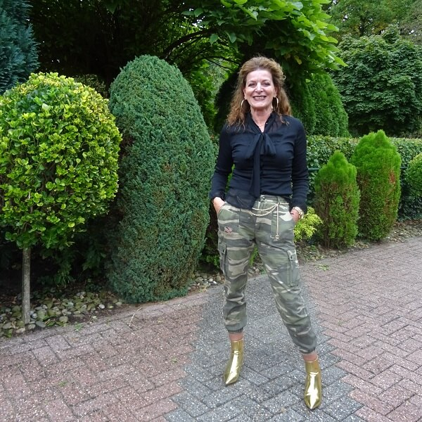 camouflage with style
