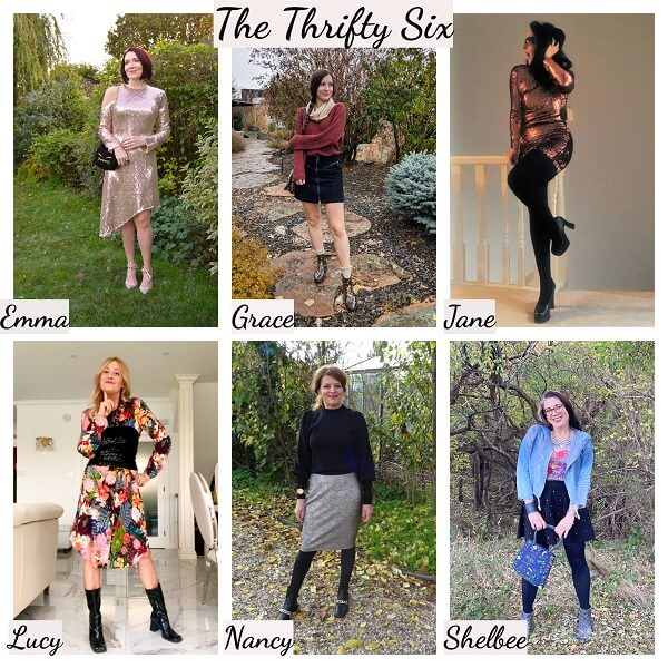 Sparkly Surprise! The Thrifty Six