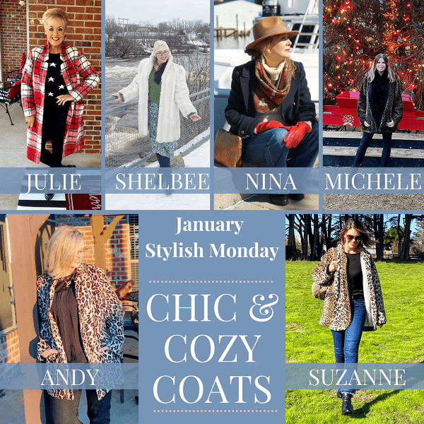 Winter Coats! On Stylish Monday
