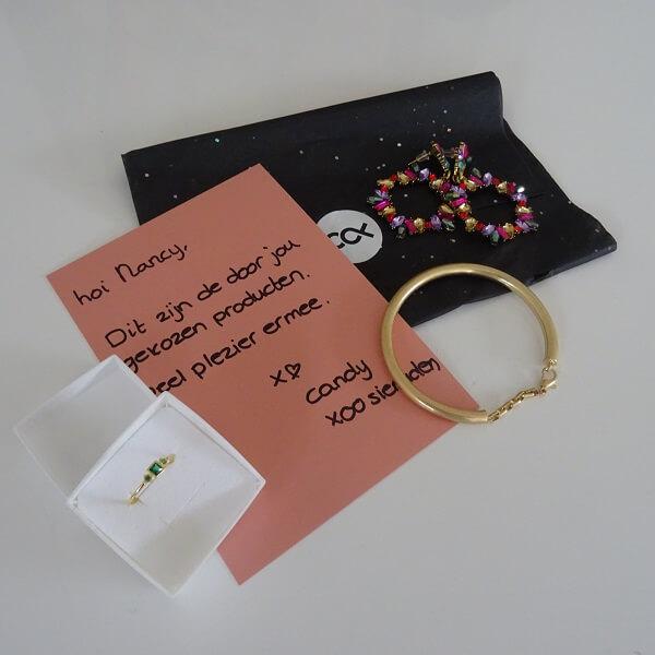 colorful jewelery
