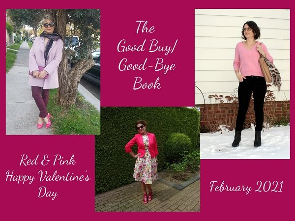 collage of fashion bloggers