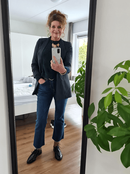 jeans and brogues outfit