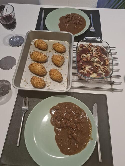 Sunday's roast in the Netherlands