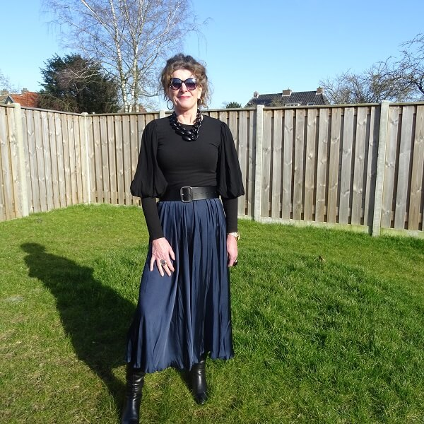 fashion blogger's outfit
