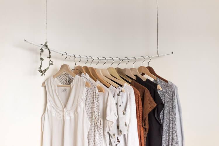 check your wardrobe
