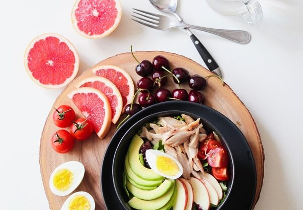 Natural Beauty Through Nutrition