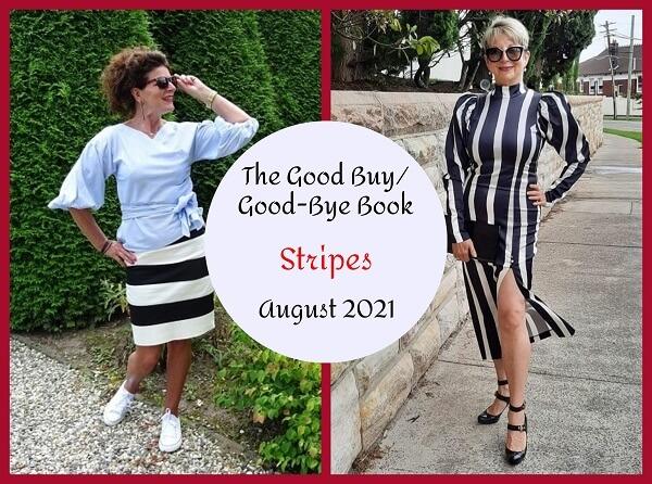 stripes collage