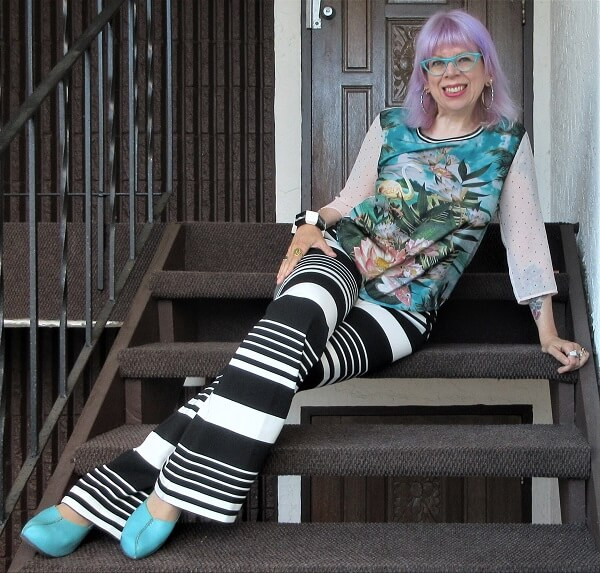 fashion blogger Sheila