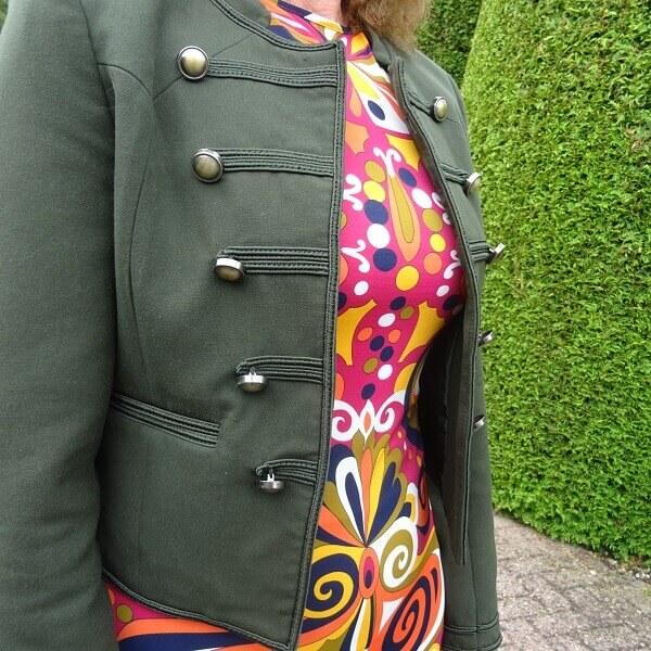 pre loved jacket