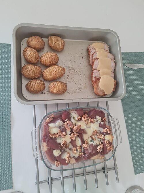Sunday's dinner