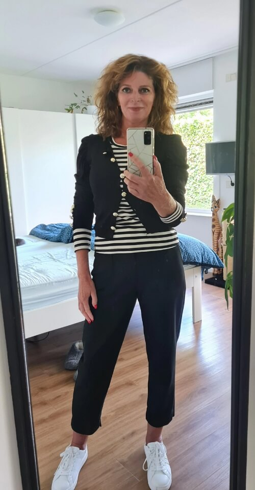 outfit for cycling