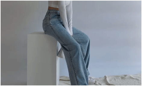 fall fashion baggy trousers