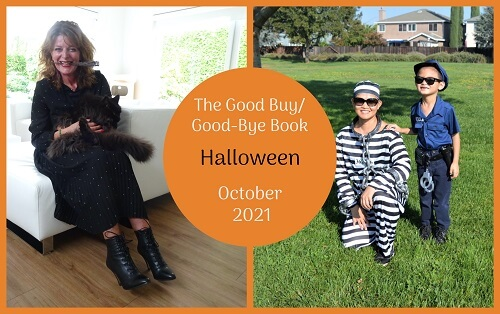Collage of our October theme